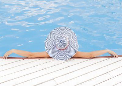 Ville con piscina privata