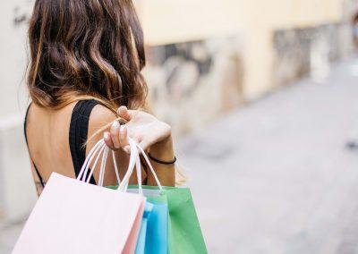 Shangri-la pour les accros du shopping