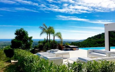 Take a look at some of the most spectacular holiday villas to rent in Ibiza